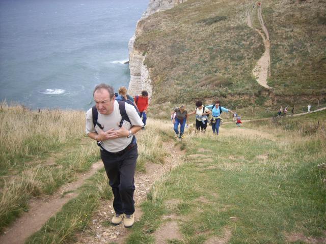 De superbes randonnées dans la région sont organisées par des membres du club