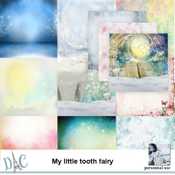 My little tooth fairy Louis641