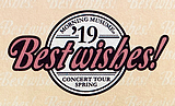 Morning Musume.'19 Concert Tour Haru ~BEST WISHES!~