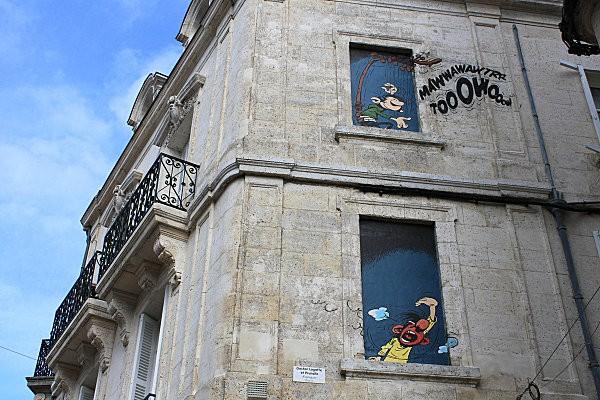 trompe l'oeil Angoulême 7