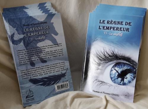 Le règne de l'Empereur T1 - Le skyraff - Thomas & Florence Gindre