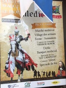 Ar Faou - Fête médiévale