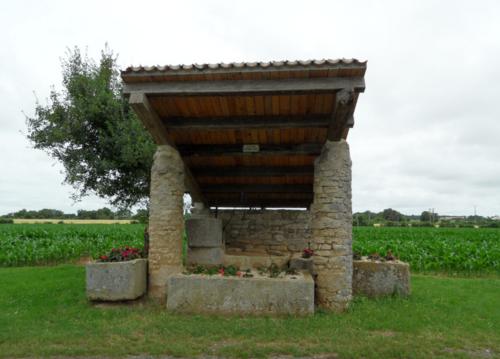 Charente-Maritime - Échillais