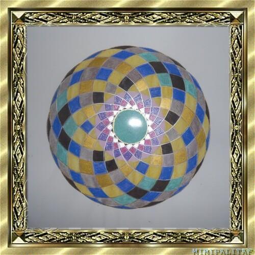 les fabuleux mandalas de mimipalitaf, en route pour le réveil de l'humanité !!!