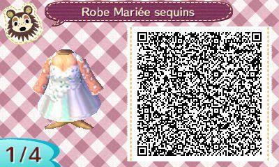 Robe de Mariée à sequins: