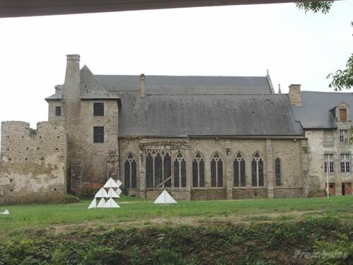 Abbaye de Léhon cotes d'armor