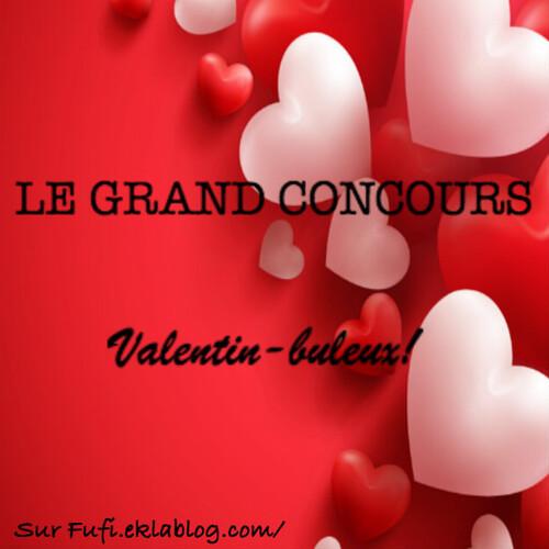 GRAND CONCOURS! Tentez de gagner 3 prix valentin-buleux! (MovieStarPlanet)