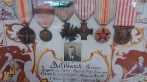 Commémoration de l'armistice 1914-1918