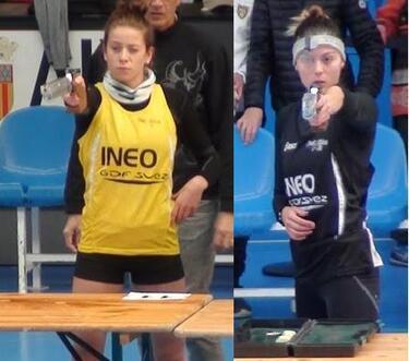 Competition Juniors Séniors Resultats.
