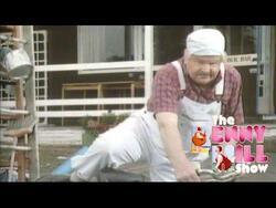 BENNY HILL. The Handyman (1976)  (Humour)