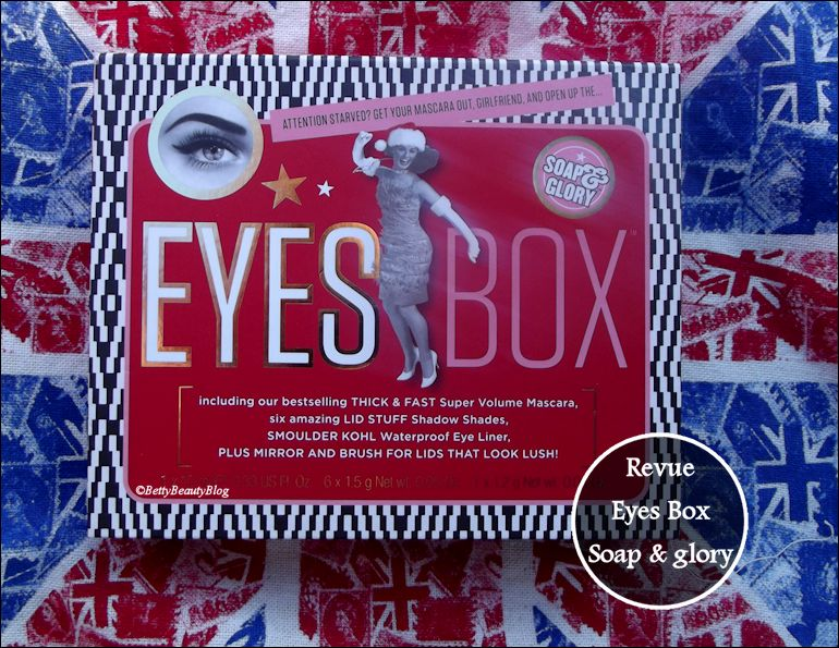 Eyes box par soap & glory