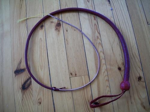 snakewhip bordeaux 3ft