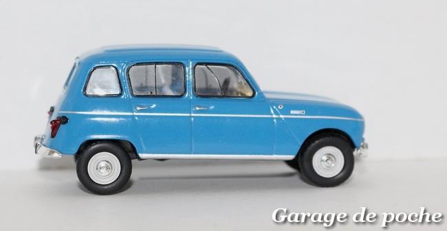 Renault 4L Export 1968