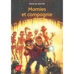 Momies et compagnie, Nicolas Ancion