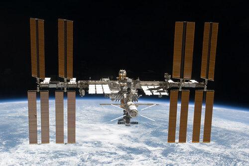 L'ISS  ? c'est quoi ?