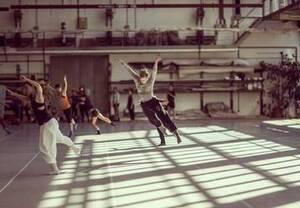 dance ballet class joe alegado class