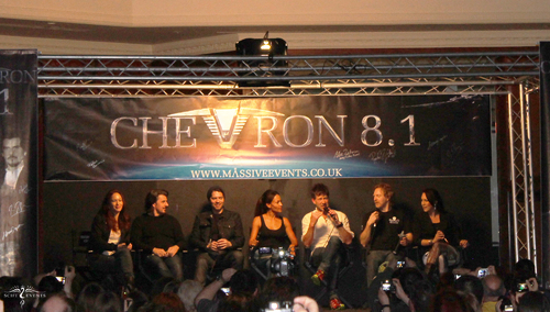 Review : Chevron 8.1 - Londres 4, 5 & 6 Avril 2014