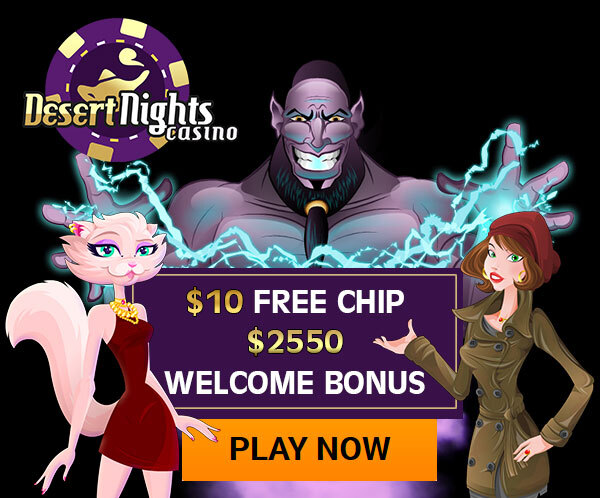 Make your way over to the oasis of gaming today and enjoy a $2500 welcome bonus at Desert Nights Online Casino. U4ndMPhcyqNOjTNDt6yCGOwDcik@600x498