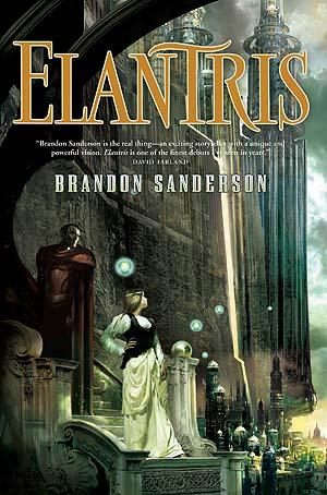 Elantris- Brandon Sanderson
