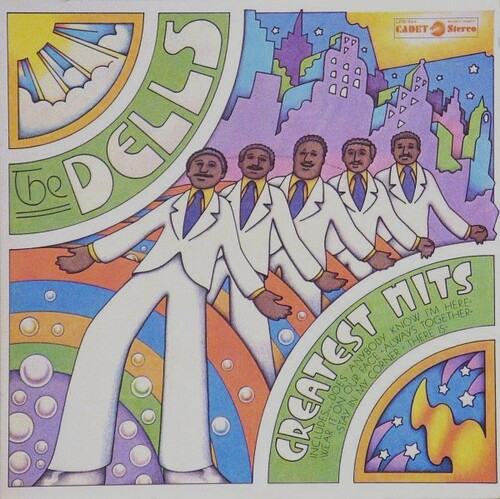 "The Dells : Album "" Greatest Hits "" Cadet Records LPS 824 [ US ]"