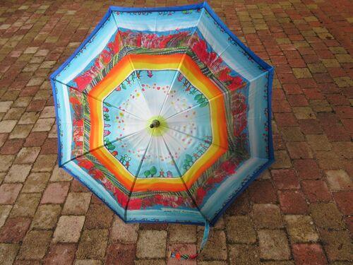 Parapluies Poiré Guallino
