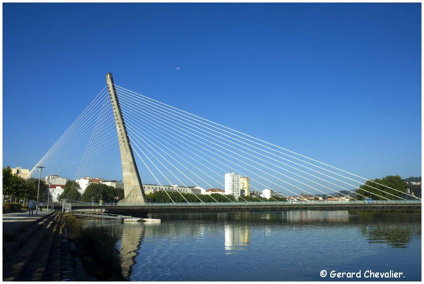 Pontevedra - #4 -  puente de los Tirantes