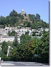 Forcalquier, la ville et la citadelle