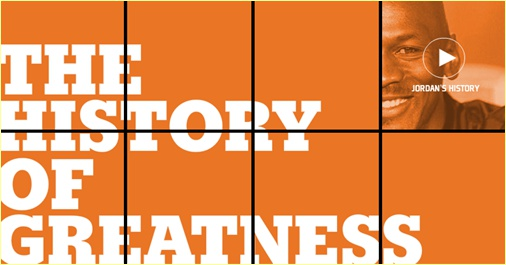 The History of Greatness by GATORADE