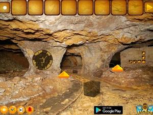 Jouer à Dirty water cave escape