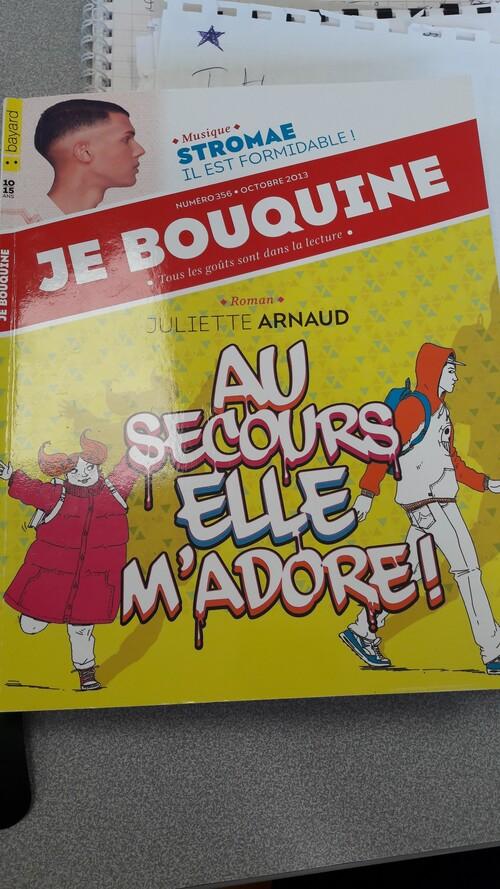 Merci Bisous Merci Juliette Arnaud !!!