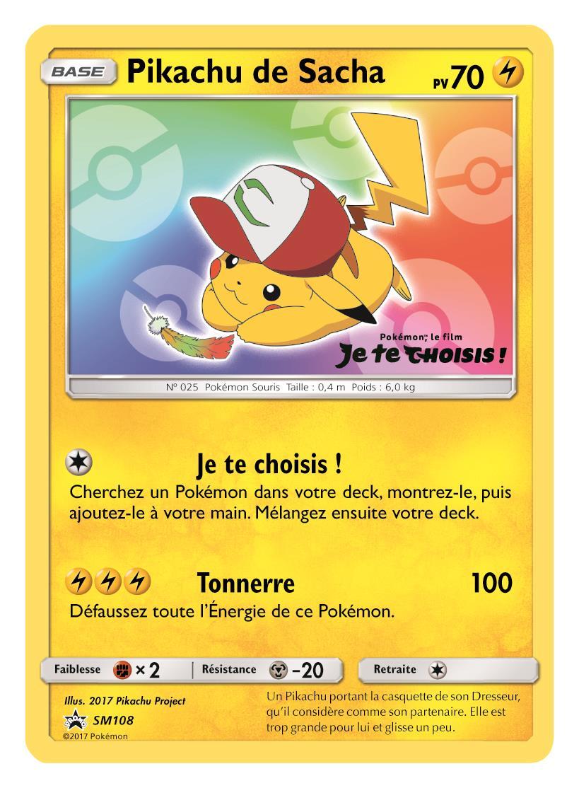 Série Pokémon | Information sur le Film 20 - Je te choisis
