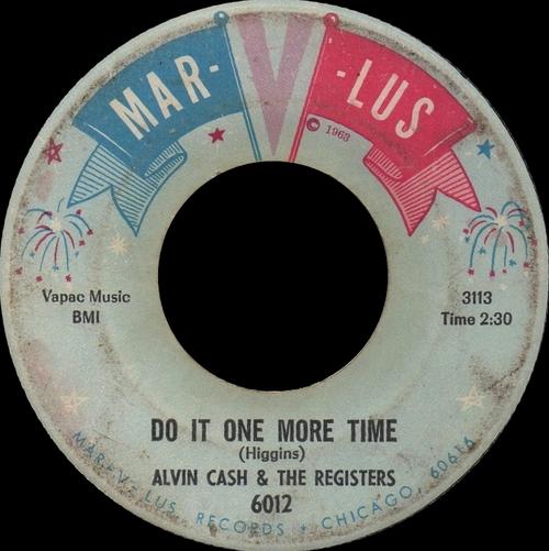 1965 : Single Mar - V - Lus Records 6012 [ US ]