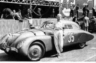 Le Mans 1937 Abandons  II
