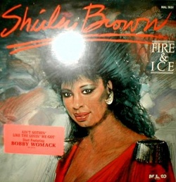 Shirley Brown - Fire & Ice - Complete LP