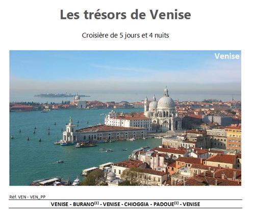 Séjour Venise !
