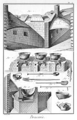 Les BRASSIERS - les secrets des brassiers médèviaux