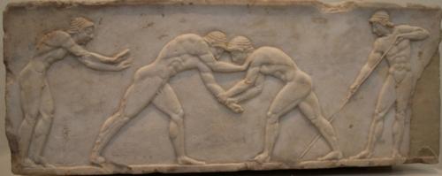 L'art archaïque, musée archéologique d'Athènes