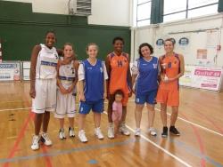1er tournoi féminin du BCT