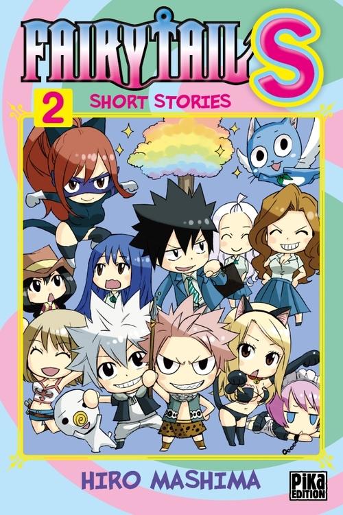 Fairy tail S - Tome 02 - Hiro Mashima