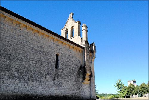 Chapelle Saint-Michel - Château de Roquetaillade