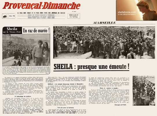 24 juin 1973 : Cane Cane Canebière