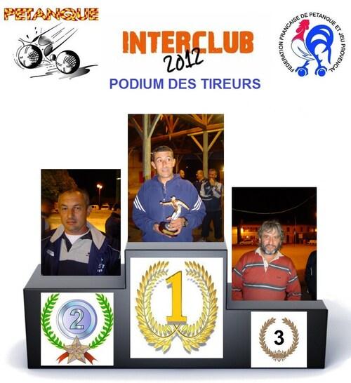 3 IEME TOUR DE L'INTER-CLUB -2012. BRIGNEMONT-COX-LARRA.