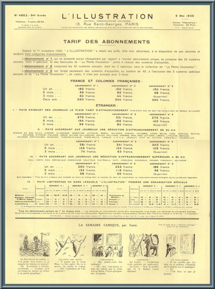 4862 - 9 Mai 1936