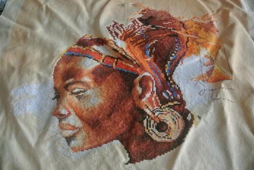 La femme africaine de Lanarte (3)