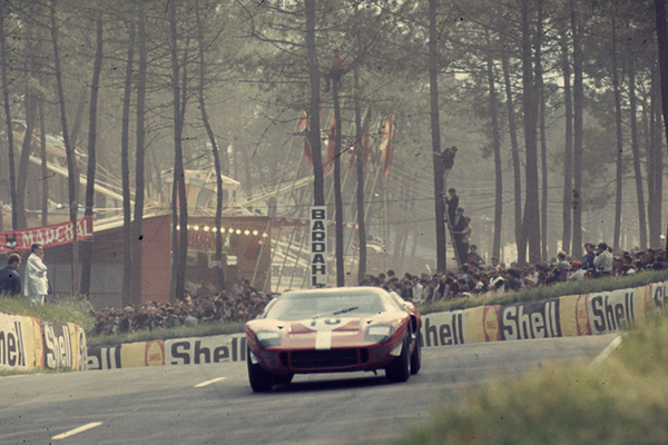 Ford Le Mans 1967