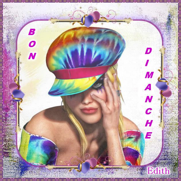 BON DIMANCHE.BONNE FETE DES MAMIES ET BONJOUR MARS!!!
