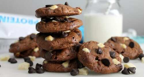 Cookies aux pépites de chocolats