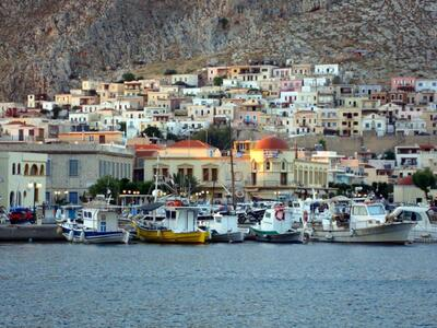 Du 22 mai au 4 août, en solo, d'Amorgos à Paros