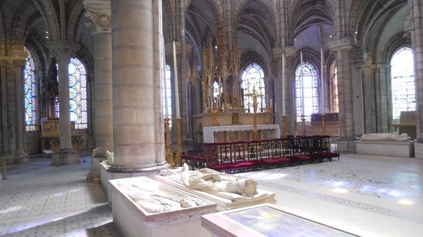 Nécropole royale de la basilique de Saint-Denis