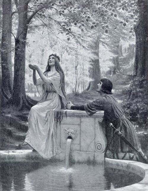 Pelléas et Melisande (Claude Debussy, livret de Maurice Maeterlinck)